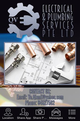 SG QV Electrical Plumbing