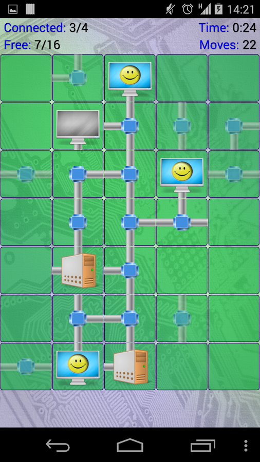 Connect it! - screenshot
