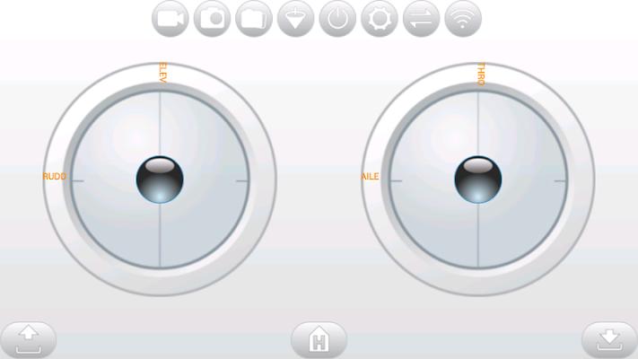 WK-iRemote - screenshot