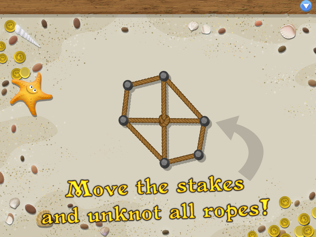 Knotty Ropes- screenshot