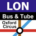 London Bus & Underground icon