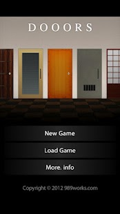 DOOORS - room escape game - Screenshot 1
