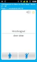 Screenshot of 100 Menu for Fish & Meat Keywo