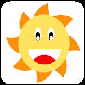 Morning alarm clock logo