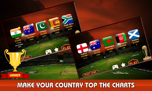 玩免費體育競技APP|下載멋진 크리켓 월드컵 2015 app不用錢|硬是要APP