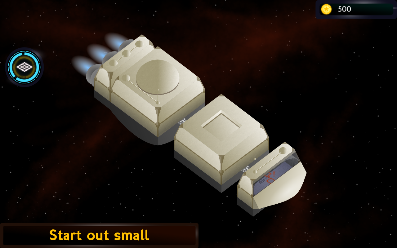 Generation Ship- screenshot