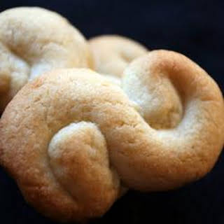 Greek Butter Cookies.
