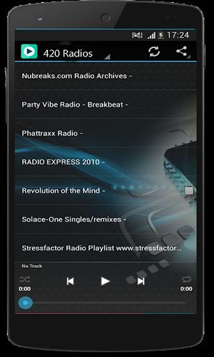 Trance Radios