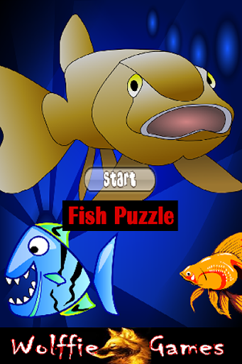 Go Fish Free Puzzle