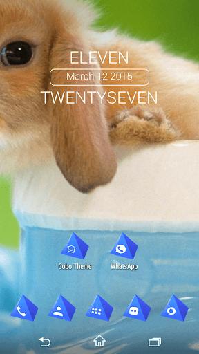Blue Topaz Icon Pack