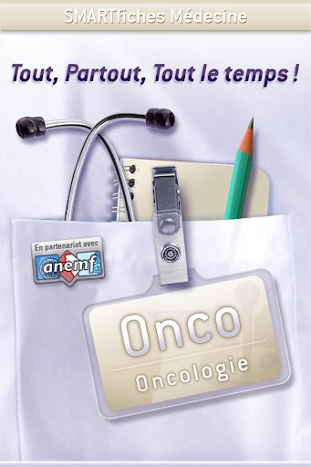 SMARTfiches Oncologie Free