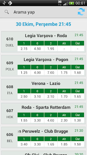 Spor Toto Süper Lig Cepte