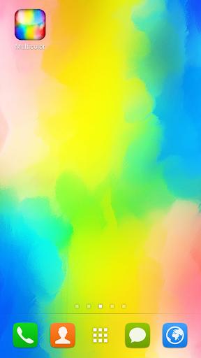 Multicolor Wallpaper Live
