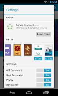 Every Day Bible- screenshot thumbnail