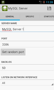 Ulti Server: PHP, MySQL, PMA- screenshot thumbnail