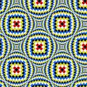 optical illusion magic pics icon