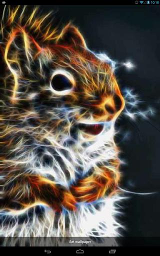 Shining Squirrel Live WP