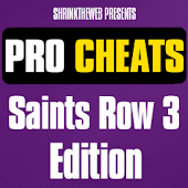 Pro Cheats Saints Row 3 Edn.