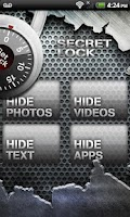 Screenshot of Secret Lock: Keep It On The DL