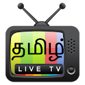 Tamil Live TV icon