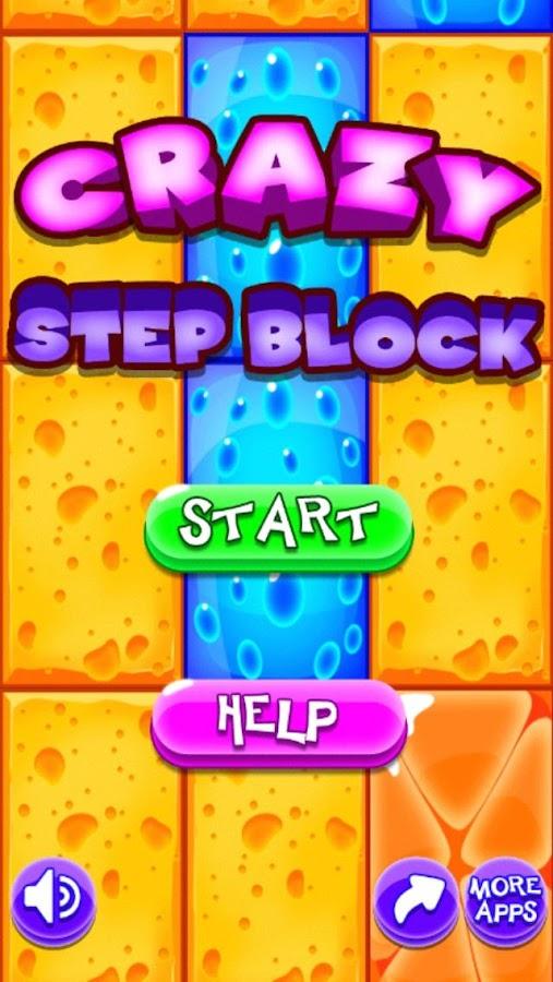 Crazy-Step-Block 16