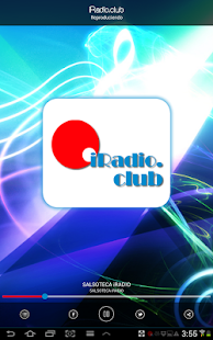 iRadio.club- screenshot thumbnail