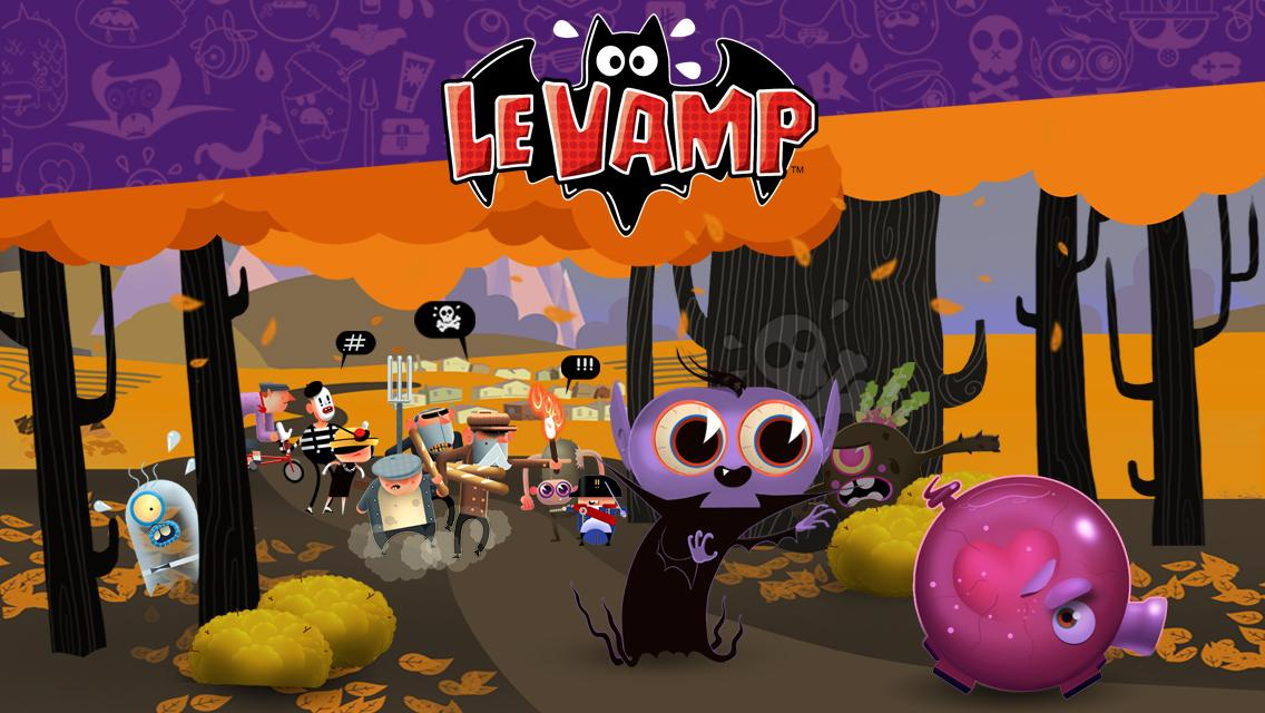 Le Vamp - screenshot