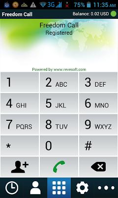 Freedom Call - screenshot