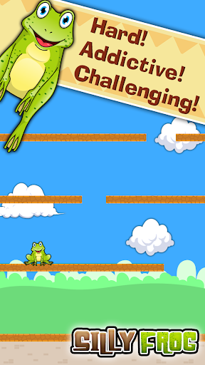 Silly Frog – Jumpy Sky Prince