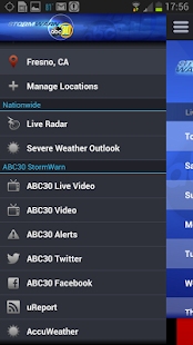 ABC30 StormWarn - screenshot thumbnail