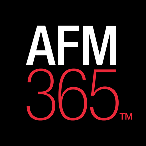 AFM365 商業 LOGO-阿達玩APP