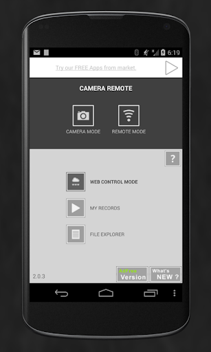Camera Remote AdFree