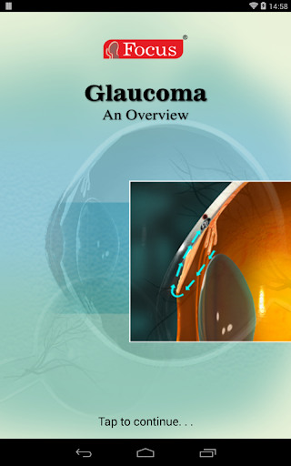 Glaucoma-An Overview