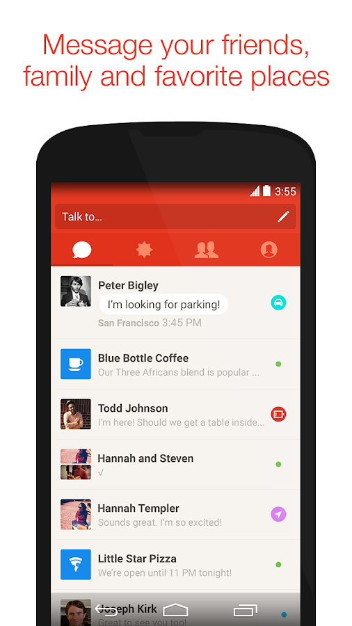 Path Talk - screenshot