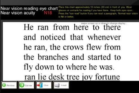 eyeTestsDroid- screenshot thumbnail