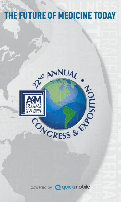 A4M 2014 Las Vegas Conference- screenshot