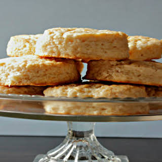 Sweet Cream Biscuits.