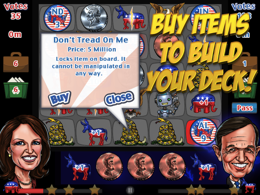 Prez Games - screenshot