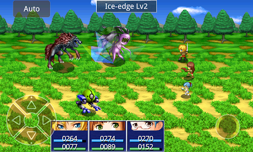 RPG Eve of the Genesis HD Screenshot 11