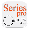Series skin (uccw) pro icon