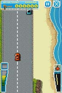 Road Fighter- screenshot thumbnail