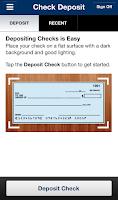 Screenshot of Village Bank and Trust
