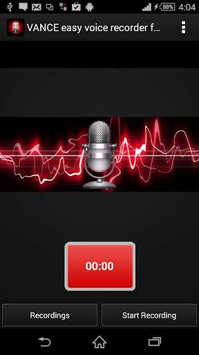 免費下載音樂APP|VANCE easy voice recorder free app開箱文|APP開箱王