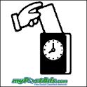 Time Card logo