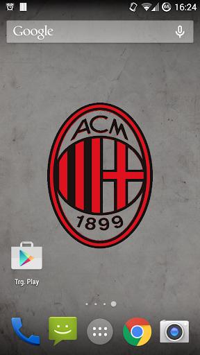 A.C. Milan Live Wallpaper