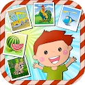 Preschool educational games icon