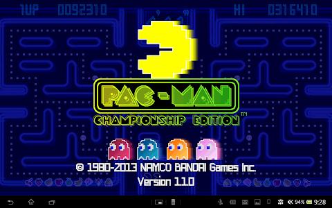 PAC-MAN Championship Edition v1.1.2