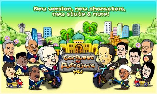 Conquest of Putrajaya HD