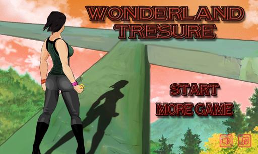Wonderland Tresure -3d Sokoban