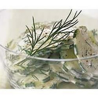 BREAKSTONE'S Cucumber-Dill Salad